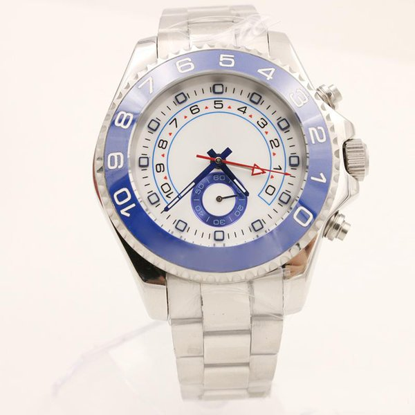 best selling Orologio Di Lusso Luxury Men's Watch Blue Ceramic Sapphire Crystal Limited Sports 116688 Automatic Movement Men Watches Wristwatch