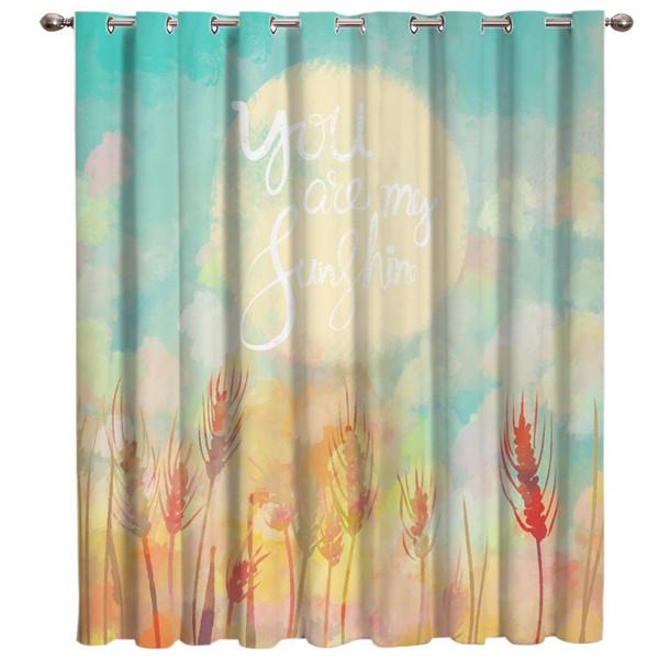 Cute Iilustration Living Room Bathroom Bedroom Fabric Drapes Decor Kids Window Treatment Ideas Window Curtain Panels Drap