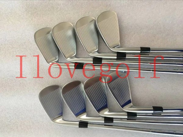 Golf Clubs 8PCS 2018 X Forged Golf Clubs Irons Sets X Forged 3-9P Regular/Stiff Steel/Graphite Shafts With Headcovers DHL Free Shipping