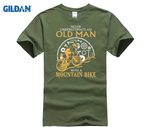 Mountain Biking Mtb Cycle Funny T Shirts For Men 2019 Tee Shirts Mens Quality Print Fun Shirts Homme