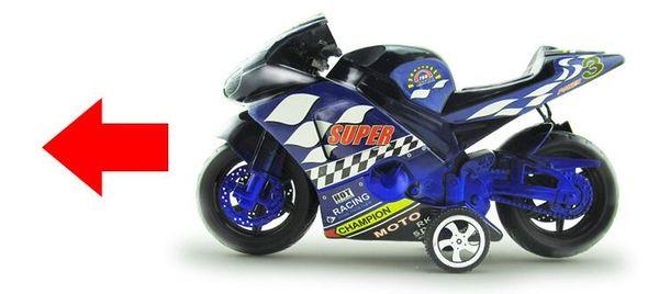 Motorrad-Spielzeug