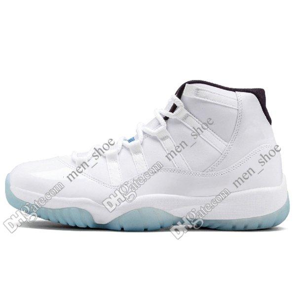 #11 High Legeng blue