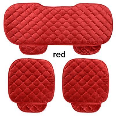 3 pièces rouge