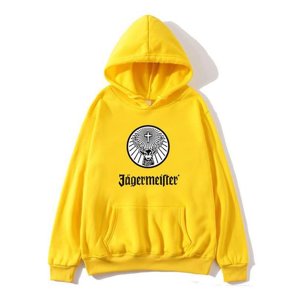 Mens Designer Hoodies Autumn Loose Long Sleeve Hooded Mens Sweatshirts Casual Animal Printed Male Hoodie