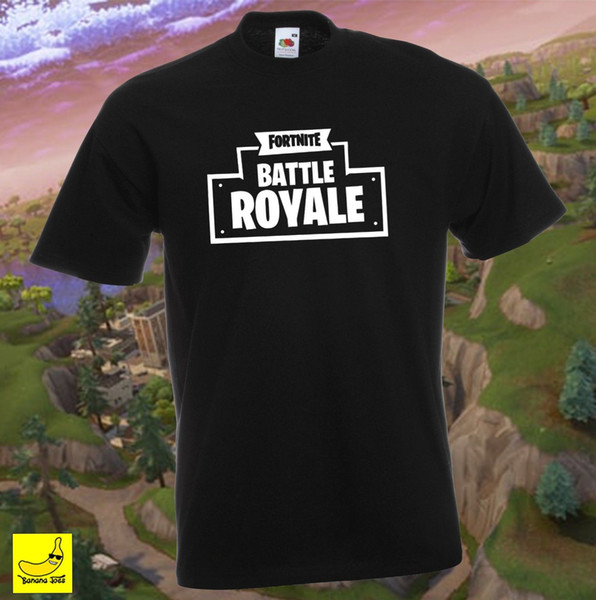 Battle Royale For T-Shirt Victory PS4 Xbox One Gamers YouTuber Gift Tee Men Women Unisex Fashion tshirt Free Shipping