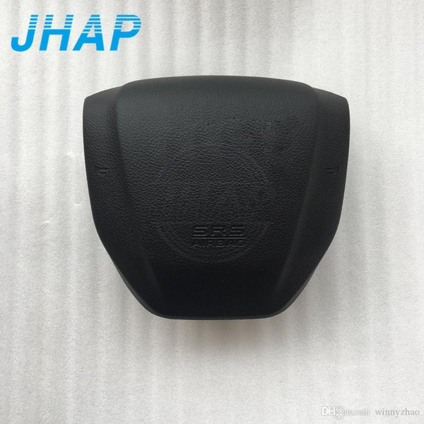 best selling GZPYJHAP Car Steering Wheel Cover Airbag For 2016 Civic Airbag Cover SRS With Logo 1pcs Wholesale and Retail
