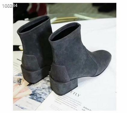kısa botlar bayanlar lüks kaliteli parti botları 34-40 boyutu ile en moda tasarımcısı kaşmir kalın Moda streç çizmeler