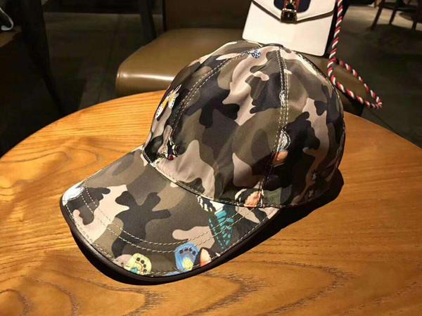 Hohe qualität leinwand armee grün kopfschmuck hüte outdoor-sportarten freizeit sonnenhut designer baseballmütze marke caps mit box