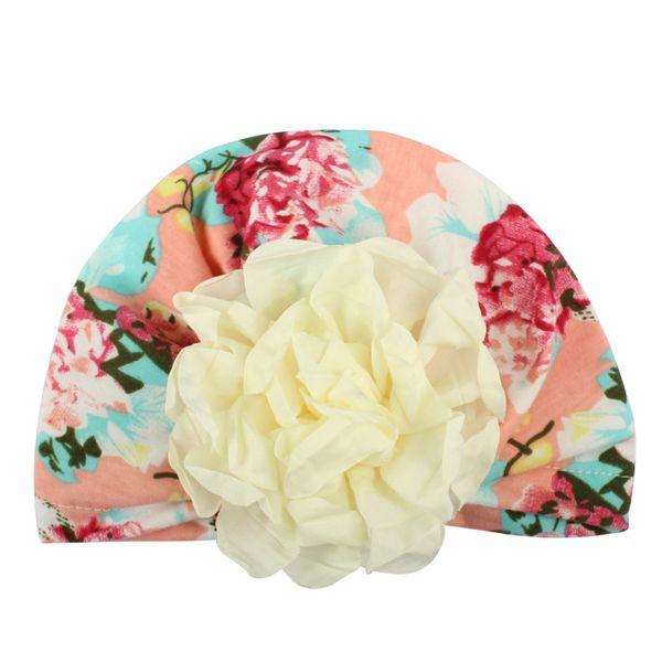 Newborn Toddler Kids Baby Boy Girl Turban Cotton Bowknot New Warm Beanie Hat Hospital Winter Cap