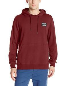 Marque INJECTEUR PULLOVER Tawny Port BlaBrand Patch Patch Logo Sweatshirt Hommes 039 s Hoodie
