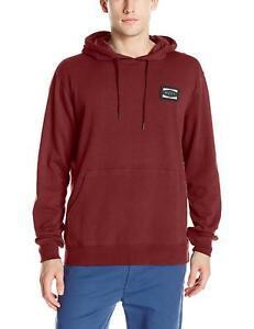 Brand INJECTOR PULLOVER Gelbbraunes Port-BlaBrand-Logo-Sweatshirt für Männer 039 s Hoodie