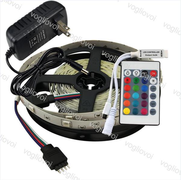 5050 60LED/M IP20 Mini Controller