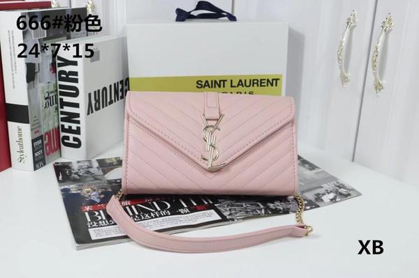 Women's Handbag Classic Small Series Of Fashion Hot Mom Lady Chain Bag Elegant Bulk Corrugated Woman Leather Shoulder Purse Handbags 0854
