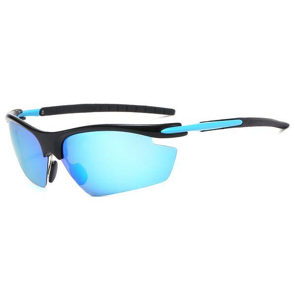 brand designer polarized sunglasses women's men's sports outdoor riding glasses bicycle windproof sunglasses driving sunglasses