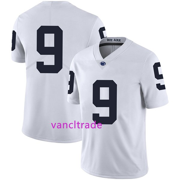 Trace McSorley 9 White