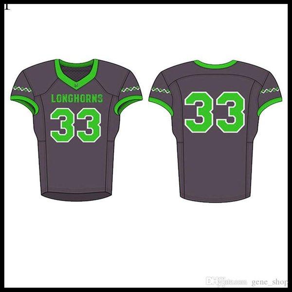 Top para hombre jerseys insignias del bordado Jersey barata de envío libre al por mayor QW1659