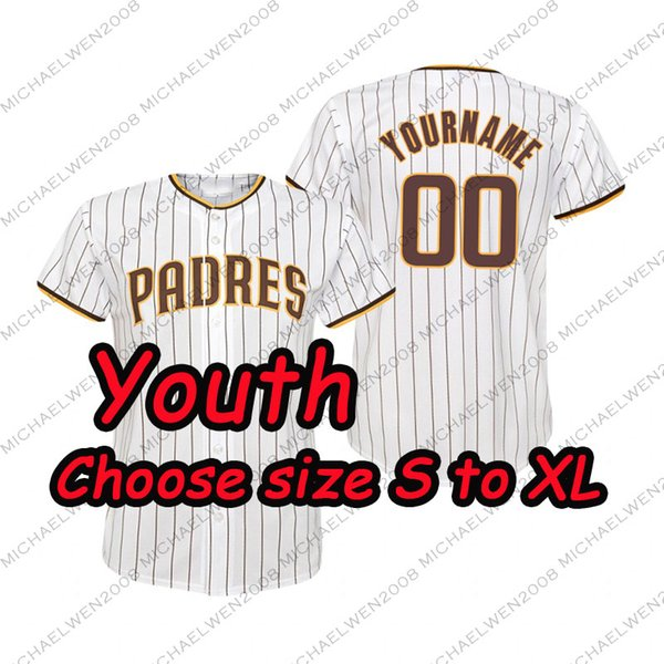 Youth/2020 white