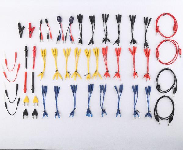 Multi-função 2018 Auto Multi-Connector Kit MST-08 cabos de teste de chumbo circuito testadores elétrica teste Automotive