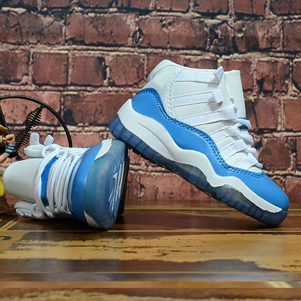#5 white blue