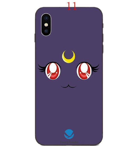 TongTrade Sailor Moon Cat Face Case For IPhone 11 Pro X XS ... Iphone 5 6 7 8 X Xr Xr Max 5s 6s 7s 8s Prices