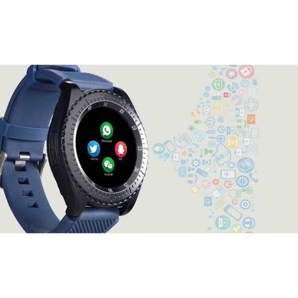 Z3 smart watch kart kart Bluetooth İzle spor adım adım hatırlatma fonksiyonu ve kamera telefonu ile akıllı izle