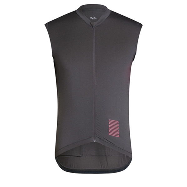 RAPHA team Cycling Sleeveless jersey Vest summer Mountain Bike Clothing Breathable Outdoor Sports mens clothes U70358