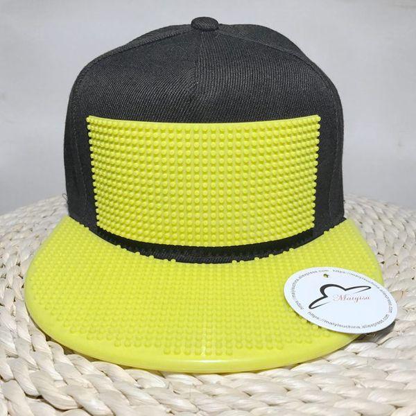 VelcroStyle yellow