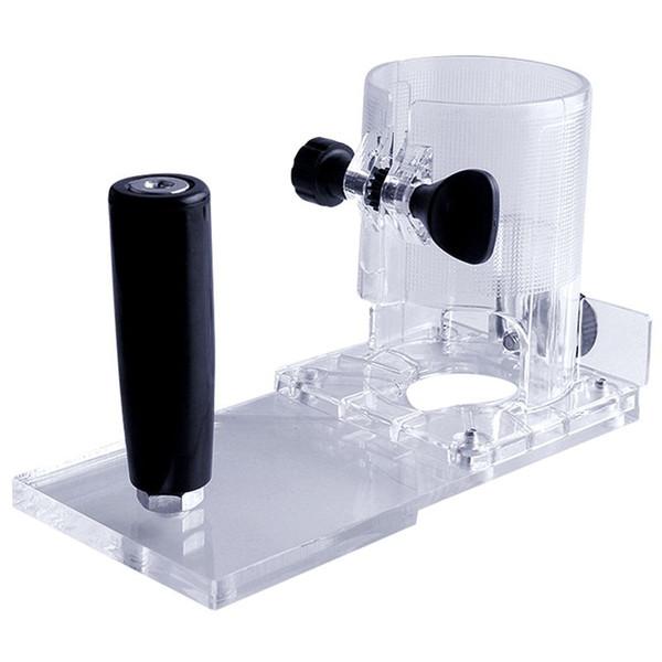 Herramientas Balance Board base de la recortadora de la carpintería cortador de borde para Electric Trimmer máquina Power Accesorios
