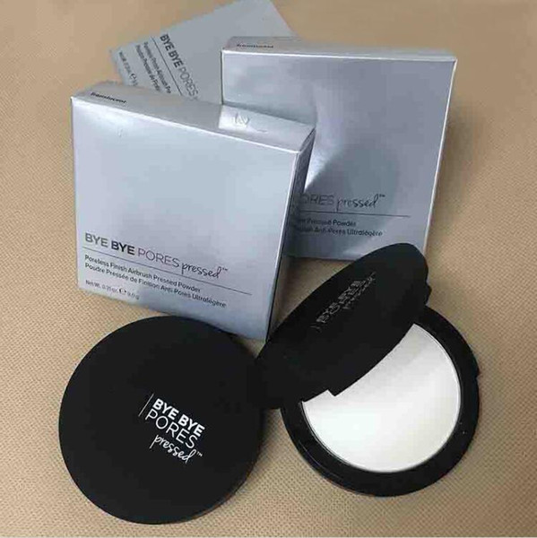 best selling Newest Makeup Bye Bye Pores Pressed Poreless Finish Airbrush Pressed Powder ! Invisible Pore Makeup Powder 0.31oz 9.0g!Translucent