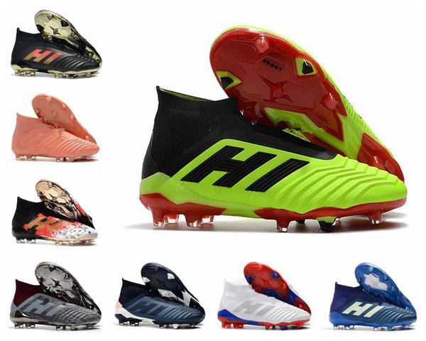 Acheter ADIDAS 2019 New Predator 19.1 18.1 AG Predator 19 18 19+ FG PP Paul Pogba Chaussures De Football Pour Homme 19 + X Chaussures Bottes Taille