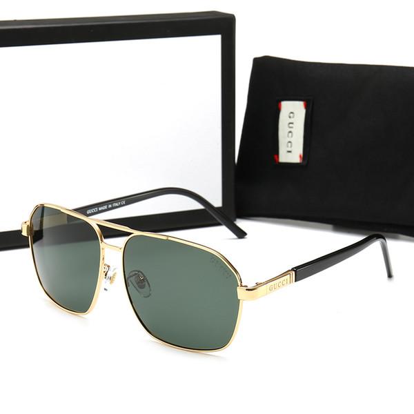 Nova marca designer clássico polarizada rodada óculos de sol dos homens pequenos do vintage retro john lennon óculos mulheres condução óculos de metal