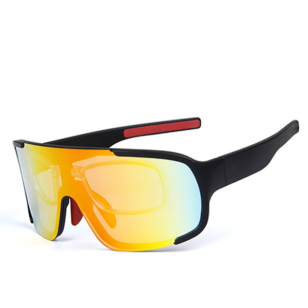 Merk Asprie Cycling glasses bike Road Mountain Outdoor Bril Cycling Poly Carbonate UV100% Protection Eyewear Fiets sunglasses #235274
