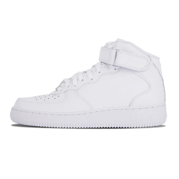Triple White High