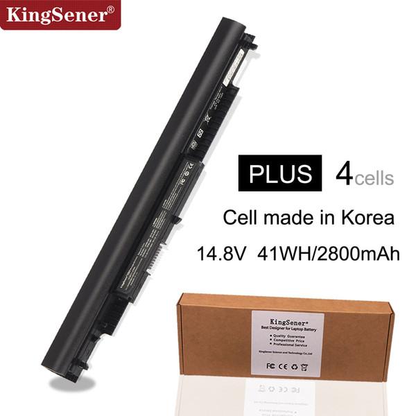 KingSener 41WH HS03 Laptop battery For HP Pavilion 14-ac0XX 15-ac0XX 255 245 250 G4 240 HSTNN-LB6V HSTNN-PB6S 807611-831 HS04