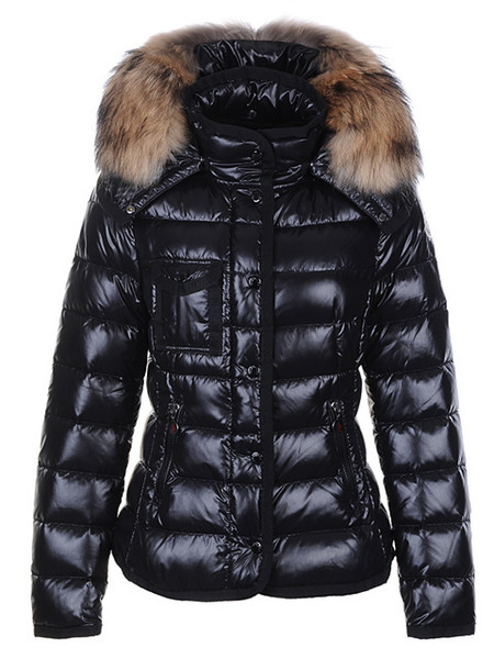 Women Winter Warm Down Jacket With Fur collar Feather Dress Jackets Womens Outdoor Down Coat Woman Fashion Jacket Parkas