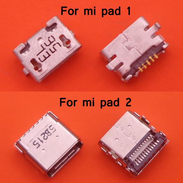 100pcs für Xiaomi mi pad mipad 1 2 Tablette 1 Tablette 2 Typ-C micro USB-Buchse Ladungsladeanschluss Anschlussstecker Dock Buchse