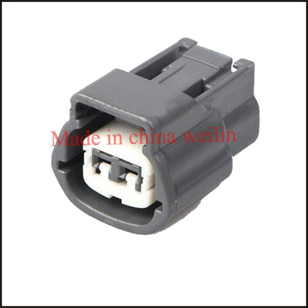 6189-0129 gray wire connector female cable connector male 2 Pin Male connector automotive terminal block black socket Plug