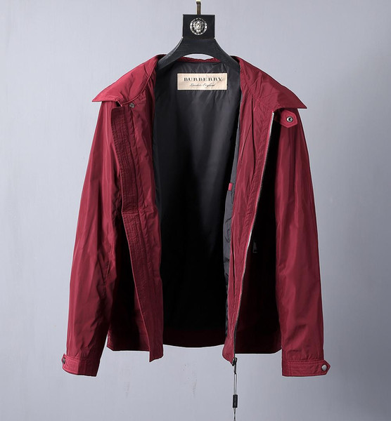 15STYLE Designer Windbreaker Men Blue Jackets New Fashion Coat Zipper Hoodies Spring Autumn Sports Jackets Outerwear m-3XL Wholesale