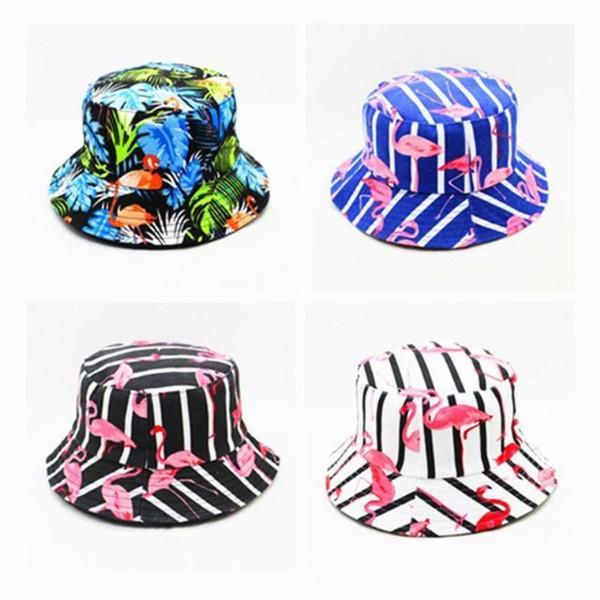 Women Ladies Elegant Leopard Print Bucket Hat Outdoor Casual Fisherman Cap