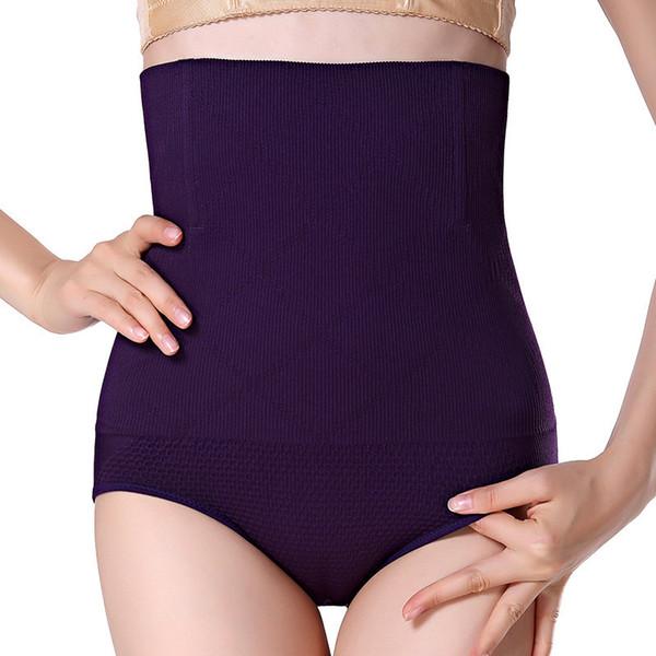 Corpo Shapers Mulheres alta cintura das mulheres Shaper Corpo Cueca Seamless Tummy Bainha Calças Shapewear corretiva Fur Underwear instrutor cintura