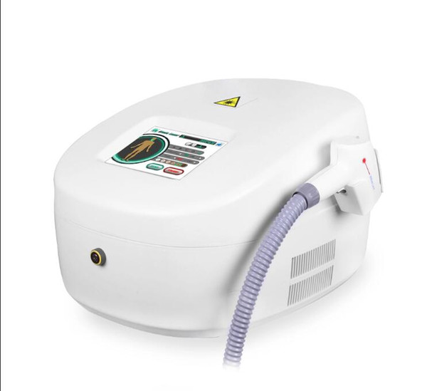 2019 New Arrival 600W permanent depilation depilacion portable 808nm no pain diode laser hair removal machine Ce Approved