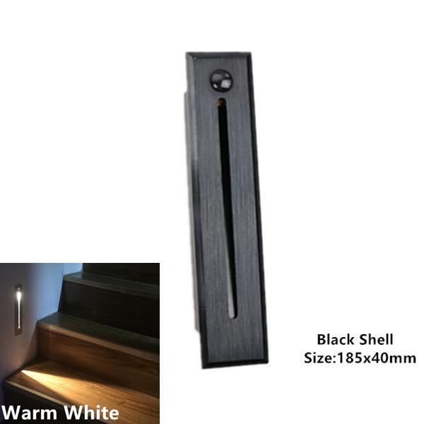 Schwarz Warmweiß B