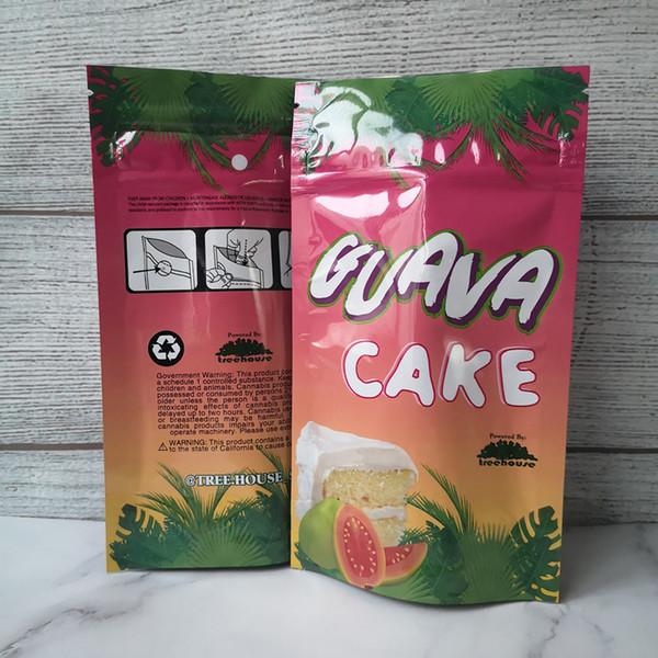 Guava Cake bags
