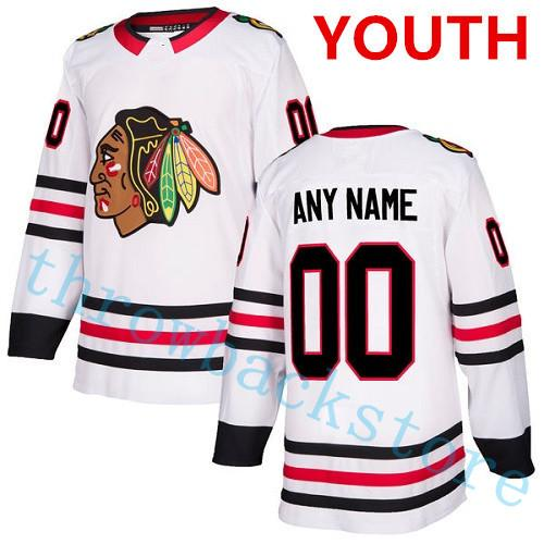 Youth White(S-XXL)