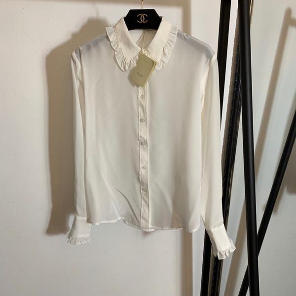 Womens Shirt Fashion Casual Shirt size S-XL Comfort Silky WSJ001#112227 tang6603