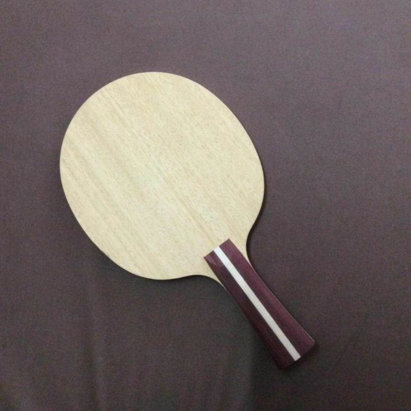 Venda quente-30551 FL Longo Lidar Com Lâminas De Tênis De Mesa / Ping Pong Paddle / Bat / Raquete De Tênis De Mesa Longo Punho Para A Mesa De Tênis De Borracha