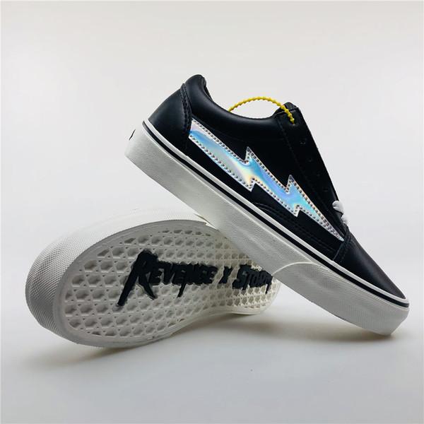 2019 Revenge X Storm Old Skool Canvas Scarpe da uomo Sneakers da uomo Skateboard Scarpe casual Scarpe da donna Scarpe casual da donna