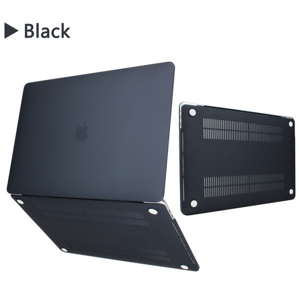 best selling Case for MacBook air pro 11 12 13 inch case Hard matte Front Back Full Body laptop Case Shell Cover A1369 A1466 A1708 A1278 A1465