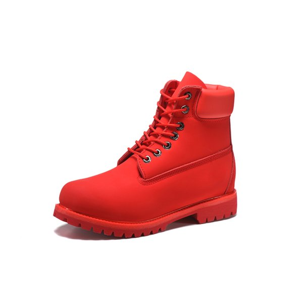 Original Brand boots Women Men Designer Sports Red White Winter Sneakers Casual Trainers Mens Womens Luxury Ankle boot