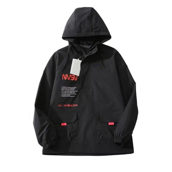 best selling NASA Jacket Outerwear NASA Flight Pilot Bomber Mens Designer Jackets Men Women Windbreaker Baseball Coat Mens Jacket Size M-XXL